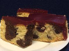 Meggyes tarkabarka, gyorsan elkészíthető és nagyon finom sütemény! - Egyszerű Gyors Receptek Hungarian Desserts, Sweets, Food, Gummi Candy, Candy, Essen, Goodies, Meals, Yemek