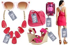 6 Pretty little pink things