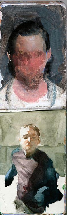 sketches — Benjamin Björklund