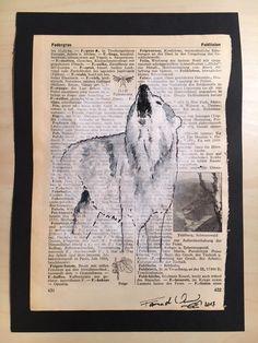Art for wolves Nr 4