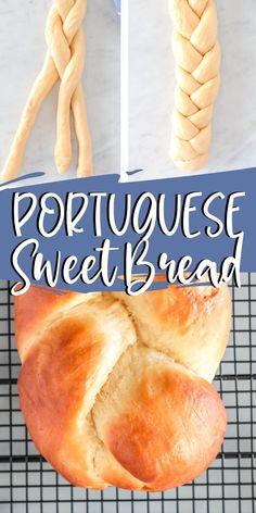 Best Bread Recipe, Easy Bread Recipes, Breakfast Bread Recipes, Breakfast Pastries, Fun Baking Recipes, Potato Recipes, Pasta Recipes, Free Recipes, Soup Recipes