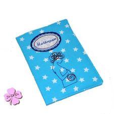 Mutterpasshülle - Hülle für Mutterpass - Baby  von JoSaSu Design for Kids auf DaWanda.com