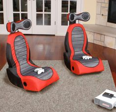 Such A Great Gift Idea For Gamers Lumisource Pulse Boomchair