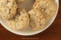 Cherry Almond Chocolate Chip Cookies