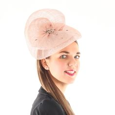 Middleton hat knockoff from Claire's UK