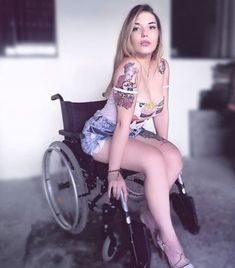 Rafa Monroe from Brazil>>> See it. Believe it. Do it. Watch thousands of spinal cord injury videos at SPINALpedia.com