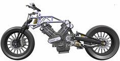 Image - Brough Superior Hossack - UNLIMITED Engineering - Skyrock.com