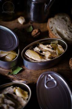 Revelando Sabores: Pechugas de pollo en escabeche