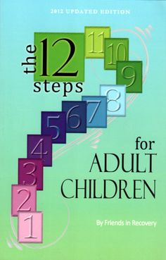 22 best aa and na recovery books and workbooks images on pinterest the 12 steps for adult children workbook fandeluxe Images