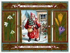 """A Merry Christmas... Many Happy Returns"""