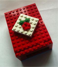 Lego Raspberry Pi Enclosure