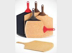 Epicurean Pizza Peels // Carter McGuyer Design Group     #design #kitchentools #cuttingboard