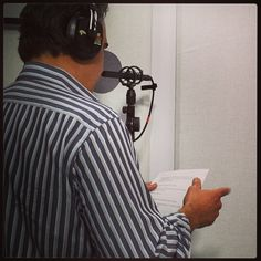 The BAT! Nailing voiceovers! http://tastytrade.com #tastytrade
