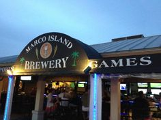 Photo of Marco Island Brewery Florida Honeymoon, Florida Vacation, Florida Travel, Marco Island Florida, Great Vacation Spots, Captiva Island, Fire Island, Clearwater Beach, Trip Planning