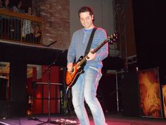 I took this of Alejandro Manzano (Boyce Avenue) on March 7th, 2012. He's such an amazing singer and musician..also a hottie. ;)