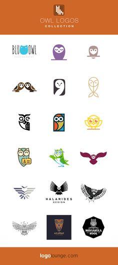 Logo Collection: Owl