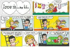 Love is... Sunday 13 November 2016 | Bill Asprey Cartoons & Comic Strips