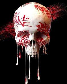 skeleton watches around Handy Wallpaper, Skull Wallpaper, Dark Fantasy Art, Dark Art, Skull Pictures, Skull Artwork, Skulls And Roses, Arte Horror, Creepy Art