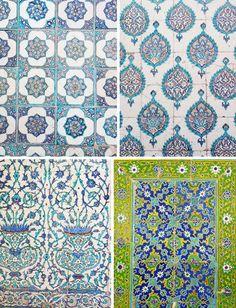 instanbul impressions via decor 8...pattern overload (love)!