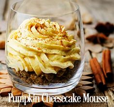 PUMPKIN CHEESECAKE MOUSSE Fragrance Oil - Yum! This is beyond awesome! Rich tones of butter cream are sweetened with a hint of grated almond and warm clove bud. A baker's delight of cinnamon, nutmeg and warm maple syrup is highlighted with a cookie crust accord to create a gourmand sensation. Finish delighting the senses with a well-blended vanilla base. Crazy strong! You will want to try this oil! Excellent in soy and safe for bath and body 192&nbs