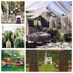 Rustic and shabby beautiful wedding theme