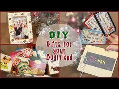 DIY: 5 Christmas Gift Ideas for Your Boyfriend! | ilikeweylie - YouTube