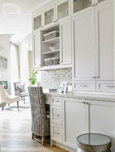 South Shore Decorating Blog: More Rooms I Love: Living Room,s Dining Rooms, Kitchens, and Family Rooms