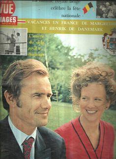 Point de vue N°1305 Vacances en France Pour Margrethe et Henrik de danemark fr.picclick.com