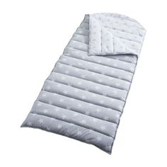 Quilted Sleeping Bag - Grey Star