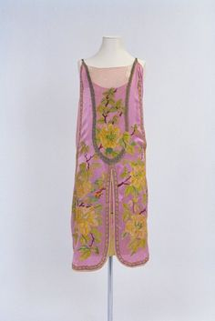 Dress  Callot Soeurs, 1925  Bunka Gakuen Museum