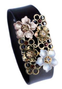 Fitbit Bracelet Cover Charge HR Bling Jewelry by ClaireCloud