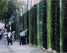 Parabienta Living Wall System | Abominable Ink