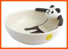 Animal Ladle Holder or Condiment Bowl (Panda) - Kitchen gadgets (*Amazon Partner-Link)