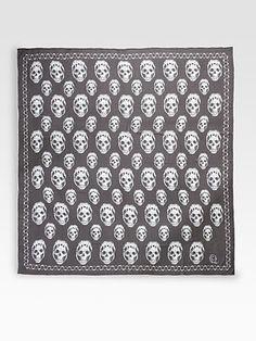 skulls on skulls on skulls.