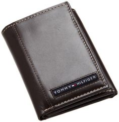 Tommy Hilfiger Mens Cambridge Trifold Wallet, Brown, One Size Tommy Hilfiger,http://www.amazon.com/dp/B00422M6MM/ref=cm_sw_r_pi_dp_8Ym9rb0J3NC9BF73