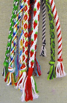 Spring Crafts, Paracord, Fiber Art, Bff, Free Pattern, Projects To Try, Weaving, Crochet, Inspiration