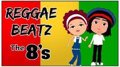 8 Times Tables Song (Reggae Beatz) Learn The Fun Way!