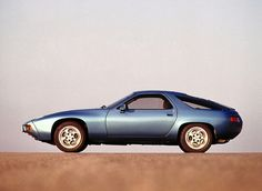 Porsche 928. Our blog will be up on this car tomorrow.