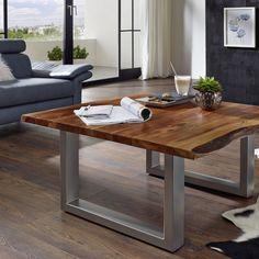 Möbel mit Baumkante von Massivmoebel24 GmbH