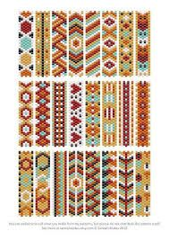 Image result for carrier bead patterns