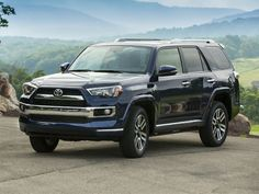 The N Charlotte Toyota won the Best Value Off-Road Vehicle award! Find out what off-roading features make this new Toyota stand out! 2016 Toyota 4runner Limited, 2017 Toyota 4runner Sr5, Toyota Forerunner, Best Midsize Suv, Best Compact Suv, Suv Comparison, Mid Size Suv, Off Road, Luxury Suv