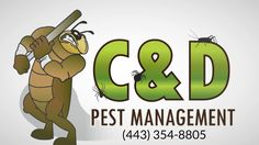 Pest Control Services Towson MD (443) 354-8805