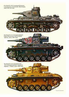 panzer III ,  cliquer sur la photo , pour accéder a l album de Maxim