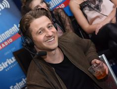 Pin for Later: Sexy Stars at Comic-Con to Totally Geek Out Over  Pictured: Benjamin McKenzie