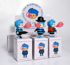 The Bubblegum Adventures of Periwinkle by Bubi Au Yeung