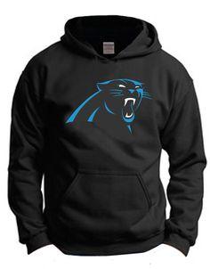 #NFL #Football Carolina Panthers Hoodie Sweatshirt from $34.95