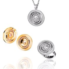 Chopard, Happy Sun Collection at London Jewelers!