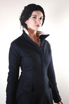 Snape Jacket by EveningArwen on Etsy, $400.00