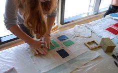 """Fare carta"", workshop curated by Marta Ciresa and Saba Ferrari, September Mart Rovereto www.it/educazione Ferrari, Workshop, September, Education, Atelier, Work Shop Garage, Onderwijs, Learning"