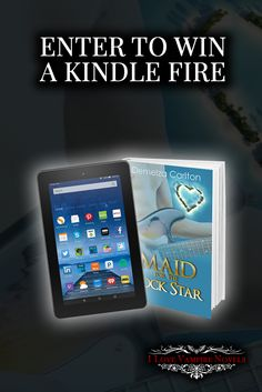 Win a Kindle Fire from Author Demelza Carlton